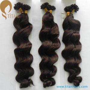 Keratin U Tip Hair Extension100%Brazilian Remy Human Hair