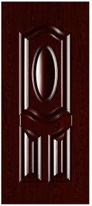 Pressed Design Steel Door pictures & photos