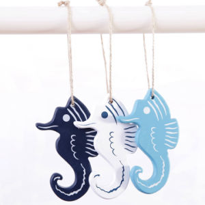 Mediterranean-Style Fish Little Five Wood Small Pendant Crafts Ornaments pictures & photos