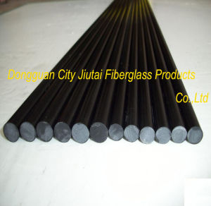 High Strength Solid Carbon Fiber Rod with Corrosion Resistant pictures & photos