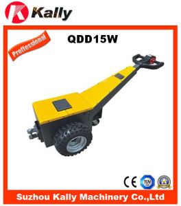 Electric Tow Tug for Material Handling Equipments (QDD15W)