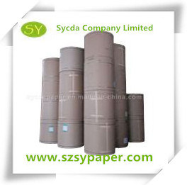 Good Quality Thermal Paper Jumbo Roll 48g/55g pictures & photos