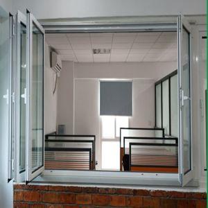 Aluminium Alloy Bi Folding Window with Australian Standard (TS-1120) pictures & photos