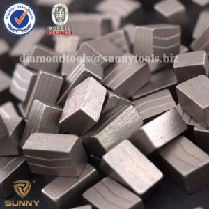 Diamond Segment for Agate/ Limestone/ Marble Stone (SY-SB-270) pictures & photos
