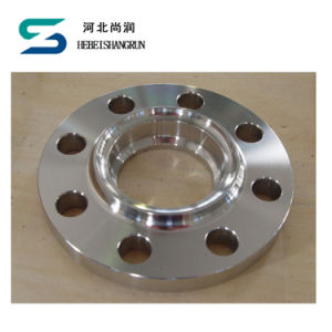 ASTM B16.5 A182 F53 Gr2507 Lap Joint Flange Loose Flange for Pipe Fittings pictures & photos