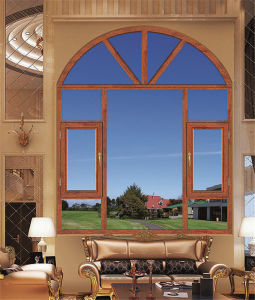 Beautiful Modern France Aluminum Window Swing Opening pictures & photos