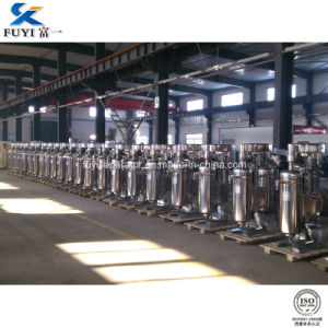 Virgin Coconut Oil Centrifuge Machine (GF-105 tubular centrifuge) pictures & photos