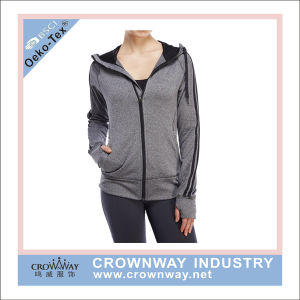Wholesale Sports Knitted Jacket Garment pictures & photos