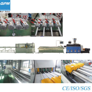 UPVC Multi Strands Pipe Extrusion Line pictures & photos