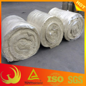 Waterproof Glass Fiber Mesh Rock-Wool Blanket (industrial) pictures & photos
