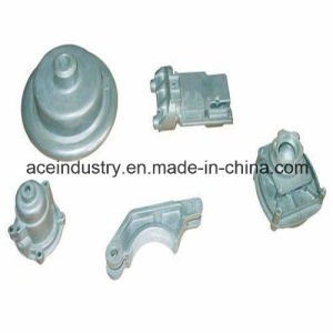 Aluminium Die Casting Forged Parts pictures & photos