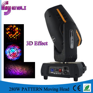 Sharply 280W Spot Moving Head Beam Light for Stage (HL-280ST) pictures & photos