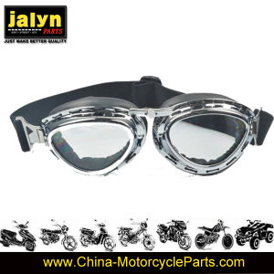 4481034 ABS Harley Type Goggles for Motorcycle pictures & photos
