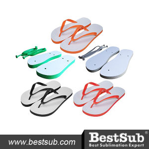 Bestsub Adult Printed Slipper Flip Flops (TX02) pictures & photos