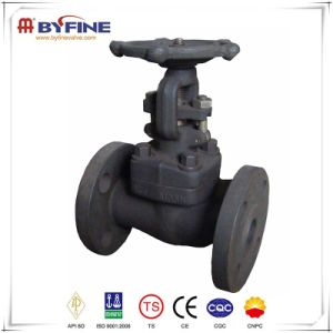 Forged Steel Flange Connection Gate Valve