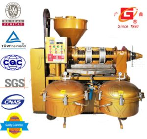 Cold Pressing Oil Extractor Plant Combined Oil Press Machine Yzlxq140 pictures & photos