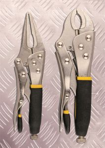 Hand Tools Lockgrip Pliers Long Nose DIY OEM pictures & photos