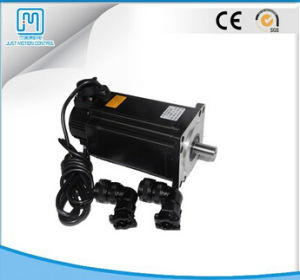 35nm NEMA 43 AC Motor 2-Phase AC Hybrid Step Servo System with Encoder pictures & photos
