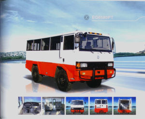 Dongfeng EQ6580PT Tourist Bus/City Bus pictures & photos
