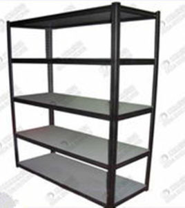 Metal Warahouse Storage Rack, Welded Rack, Galvanized Multilayers Rack pictures & photos