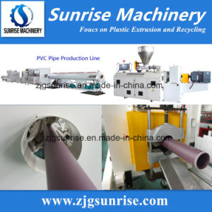 Sunrise Machinery PVC Pipe Manufacturing Machine pictures & photos