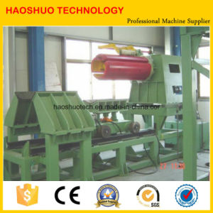 Caterpillar Type PU Sandwich Panel Production Line pictures & photos