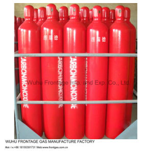 GB5099 150 Bar Industrial Gas Cylinder Carbon Monoxide pictures & photos