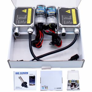 Hottest Sale Xenon HID Headlight Error Free Slim Canbus Ballast 12V/24V 35W/55W Canbus HID Xenon Kit pictures & photos