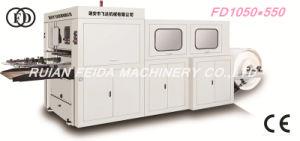Fd1050*550 Roll Paper Die Cutting Machine