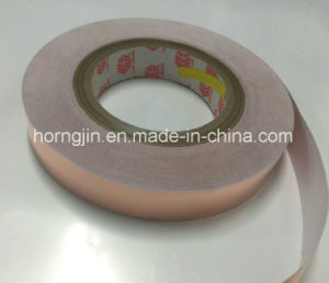 EMI Copper Foil Tape with Conductive Adhesive for Cable