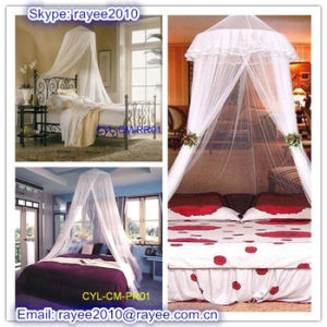 100% Polyester Circular Round Mosquito Nets, Moustiquaires pictures & photos