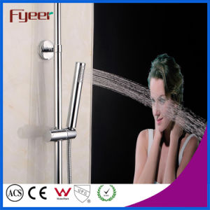 Fyeer New Rainfall Thermostatic Bath Shower Set (FT15002A) pictures & photos