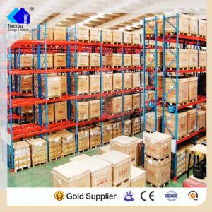 Quality Assurance Jracking Pallet Rack for Warehouse
