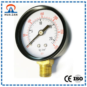 2.0 Inch General Pressure Gauge pictures & photos