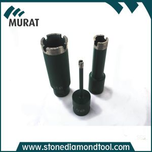 Diamond Core Drill Bits for Drilling Concrete Stones or Ceramics pictures & photos