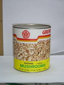 Canned Shiitake Mushroom in Strips pictures & photos