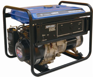 Movable Hand Start Gasoline Generator pictures & photos