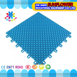 Playground Flooring Suspension Assembly Floor Kindergarten Basketball Court Indoor and Outdoor Sports Floor (XYH-13140-2) pictures & photos