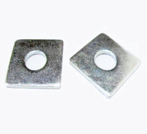 Stainless Steel Square Washers DIN 436 pictures & photos