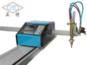 Portable CNC Plasma Cutting Metal Cutting Gas Cutting Machine Znc-1500c pictures & photos