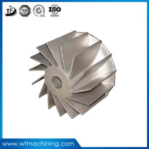 OEM Sand Iron Steel Casting Pump Impeller for Auto Parts pictures & photos