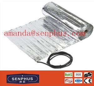 Aluminum Foil Underfloor Heating Mat pictures & photos