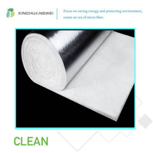 Acoustic Fiberglass Heat Insulation Felt for Household Electrical Appliances pictures & photos