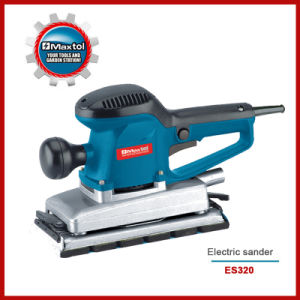 320W 115X229mm Electric Sander (ES320) -Woodworking Tool