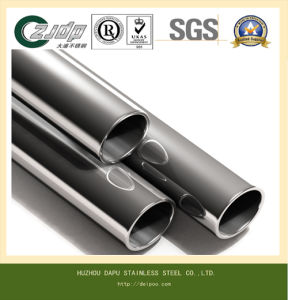 Polished Stainless Steel Seamless Tube pictures & photos