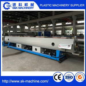HDPE Large Diameter Hollow Winding Pipe Extrusion Machine Line pictures & photos