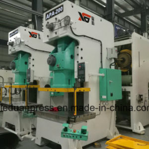 C Frame Mechanical Power Press, Punching Machine 200ton pictures & photos