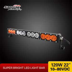 """22"""" Offroad Auto CREE 120W Curved LED Light Bar pictures & photos"""