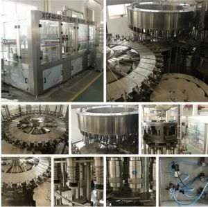 3 in 1 Water Bottling Machine (CGF14-12-5) pictures & photos