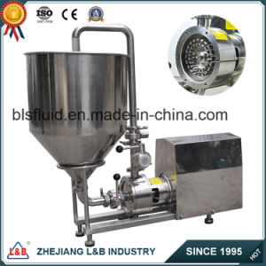 High Shear Inline Mixer/Lubricant Oil Pump/Lubricant Pump pictures & photos